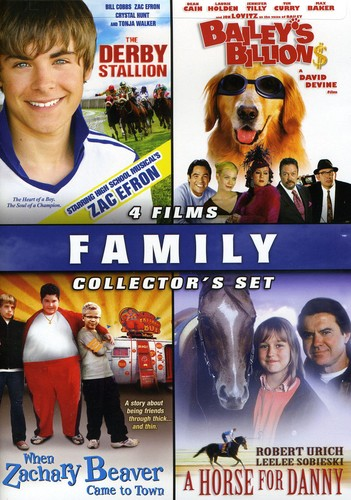 Family Collector's Set, Vol. 3
