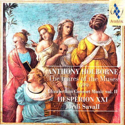 Teares of the Muses (1599): Consort Music II