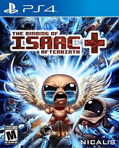 The Binding of Isaac: Afterbirth+ for PlayStation 4