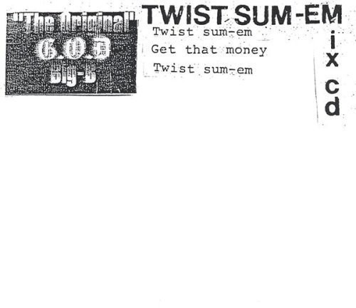 Twist Sum-Em Mix CD