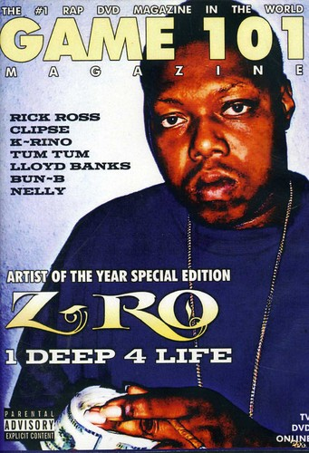 Game 101: Zro - 1 Deep 4 Life /  Various
