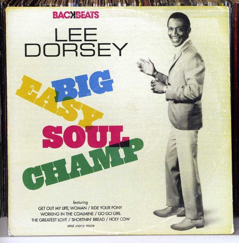 Big Easy Soul Champ [Import]