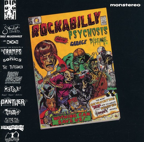 Rockabilly Psychosis Garage Disease /  Various [Import]