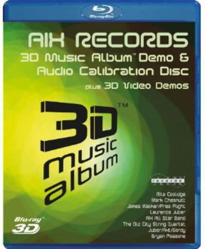 3D Music Album /  Various