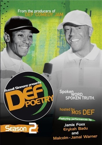 Russell Simmons Presents Def Poetry Season 2