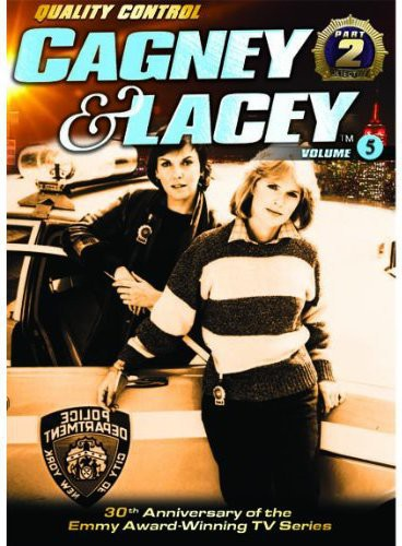 Cagney & Lacey: 5 PT. 2