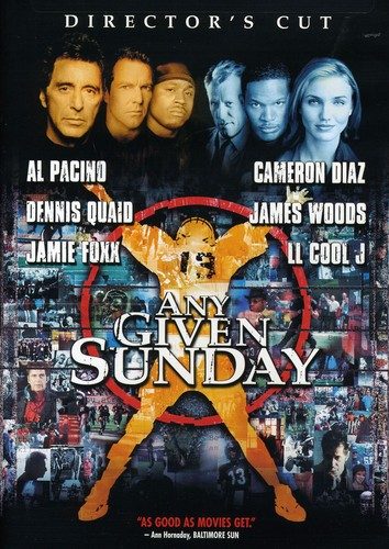 Any Given Sunday [WS] [Director's Cut] [Repackaged] [Eco Amaray]