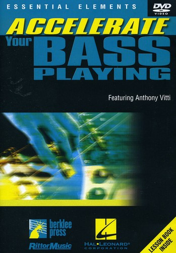 Accelerate Your Bass Playing [Instructional]