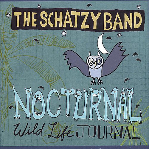 Nocturnal Wild Life Journal