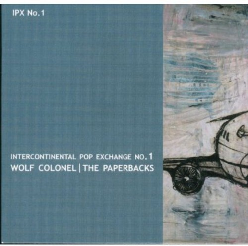 Intercontinental Pop Exchange No. 1