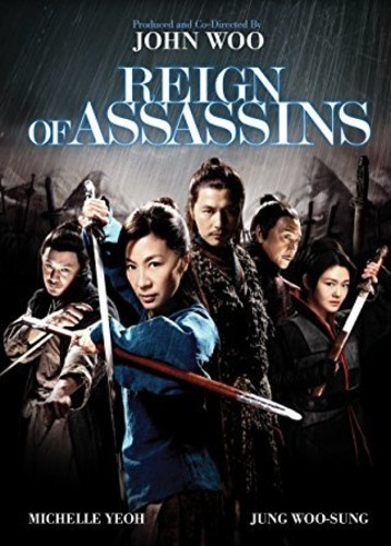 Reign Of Assassins