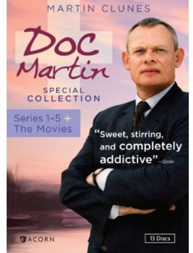 Doc Martin Special Collection: Series 1-5 and The Movies