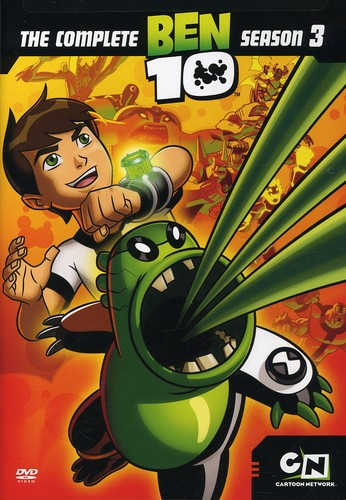 Ben 10: The Complete Season 3