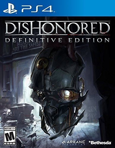Dishonored - Definitive Edition for PlayStation 4