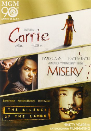 Carrie /  Misery /  Silence of the Lambs