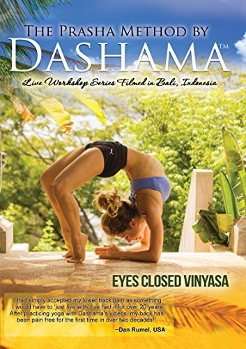 Eyes Closed Vinyasa