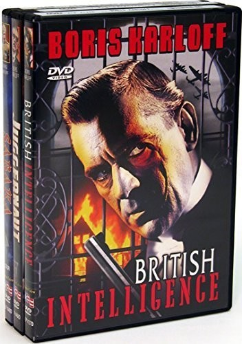 Boris Karloff Rarities Collection - Juggernaut
