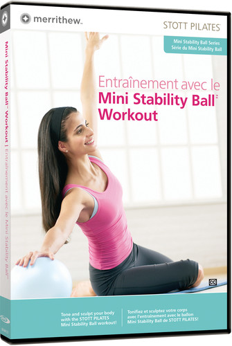 Mini Stability Ball Workout