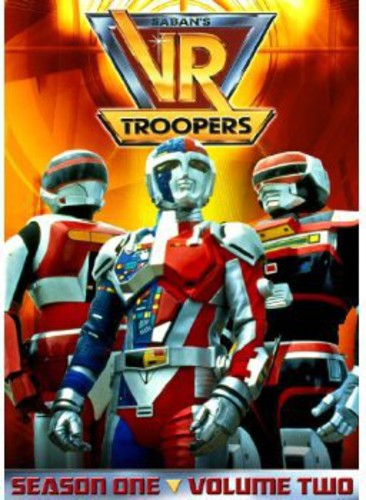 VR Troopers: Season 1 Vol 2