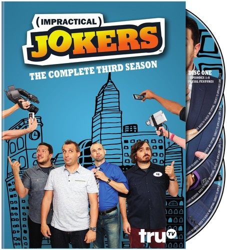 Impractical Jokers: The Complete Third Season