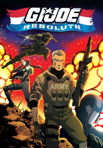 Gi Joe: Resolute