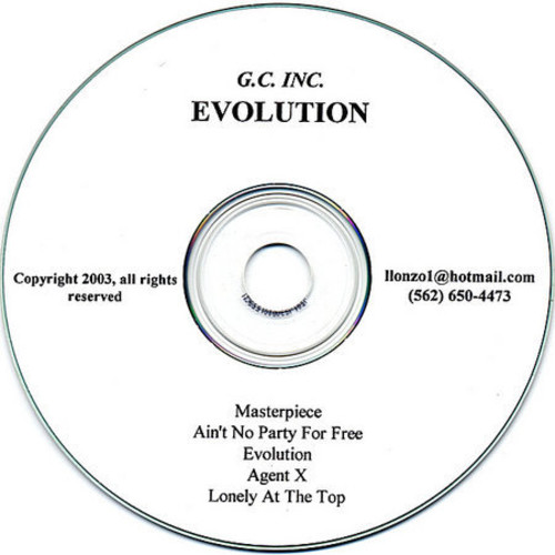 G.C. Inc. : Evolution