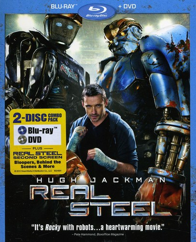 Real Steel [WS] [Blu-ray/ DVD]