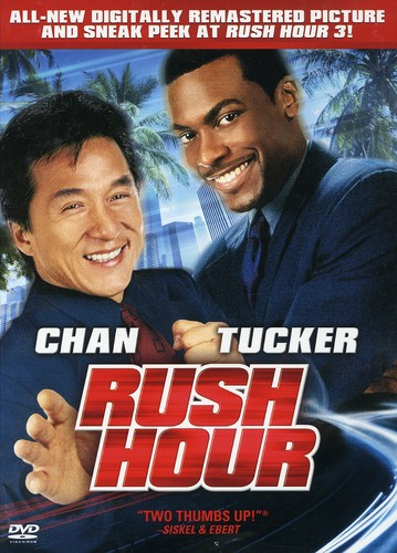 Rush Hour [1998] [Special Edition] [Remastered] [Repackaged] [O-Card]