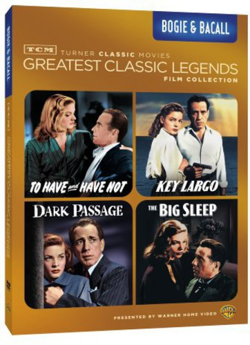 TCM Greatest Classic Legends Film Collection: Bogie & Bacall