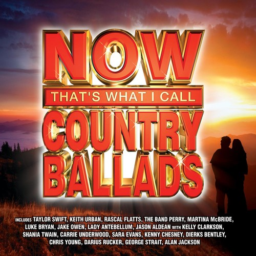 Now Country Ballads