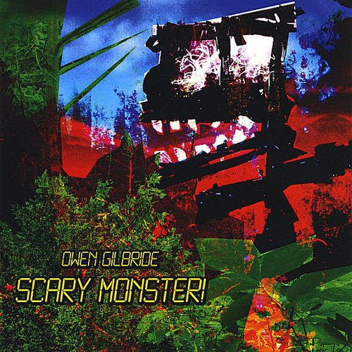 Scary Monster!