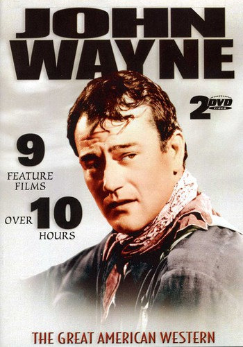 The Great American Western: John Wayne [Slim Pack]