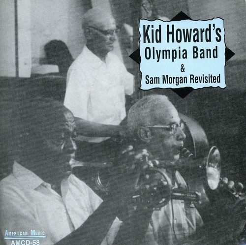 Olympia Band & Sam Morgan Revisited
