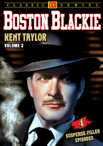 Boston Blackie 3: 4-Episode Collection