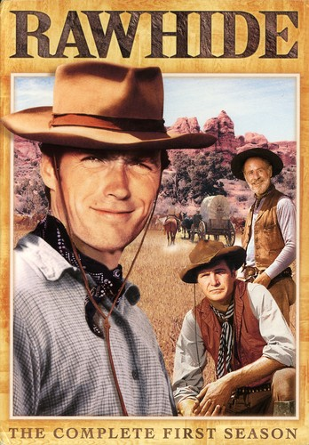 Rawhide: The Complete First Season