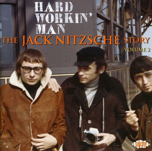 Hard Workin Man: The Jack Nitzsche Story 2 /  Various [Import]