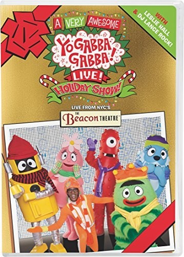 A Very Awesome Yo Gabba Gabba! Live! Holiday Show!