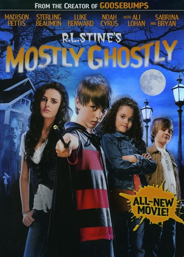 R.L. Stine's Mostly Ghostly [Widescreen] [Full Frame] [Slip Sleeve]
