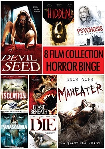 Horror Binge - 8 Horror Features
