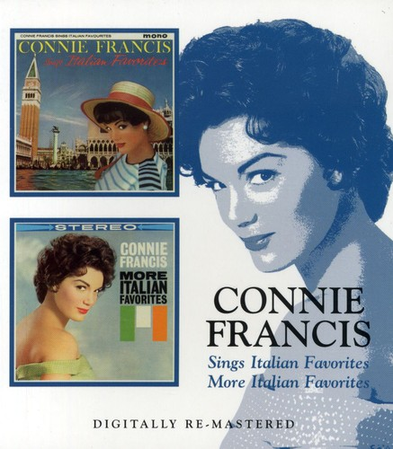 Sings Italian Favorites/ More Italian Favorites [Import]