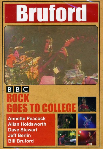 Bbc Rock Goes To College: Live 1979