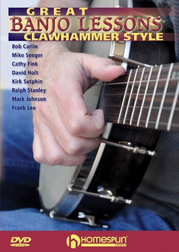 Great Banjo Lessons: Clawhammer Style