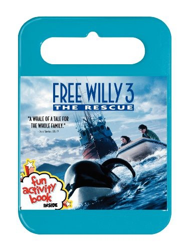 Free Willy 3: The Rescue [Full Frame] [Gift Box] [With Book]