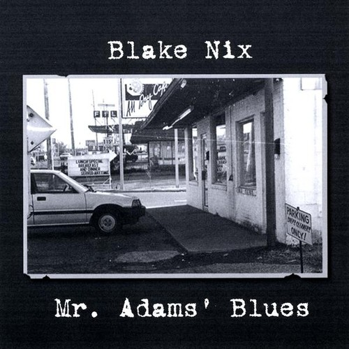 Mr. Adams' Blues