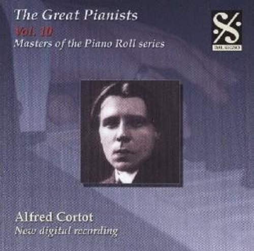 Masters of the Piano Roll: Great Pianists 10