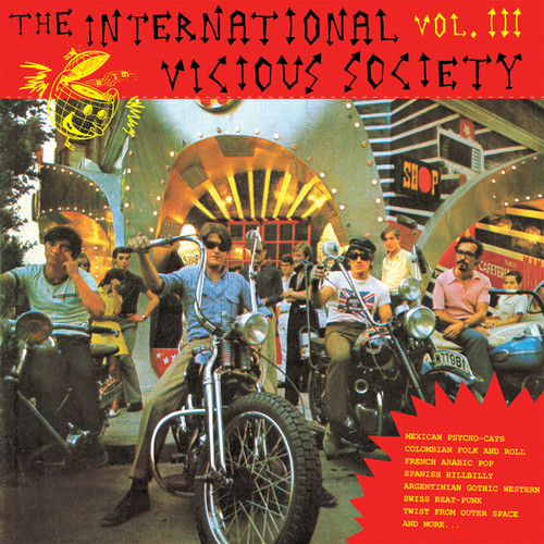 The International Vicious Society Vol. III
