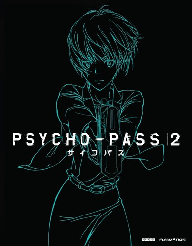 Psycho-Pass 2: Season Two (Limited/ Premium Edition)