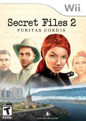 Secret Files 2: Puritas Cordis for Nintendo Wii