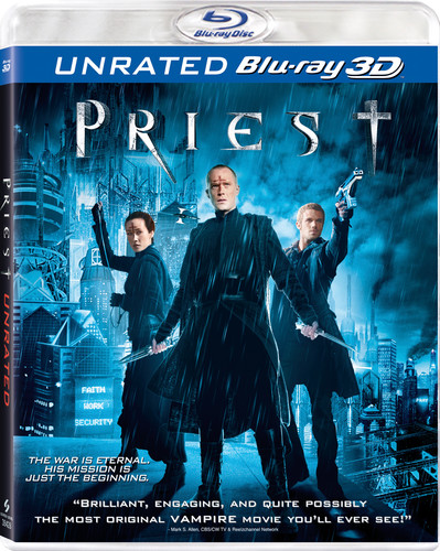 Priest [3D] [Widescreen] [Unrated]