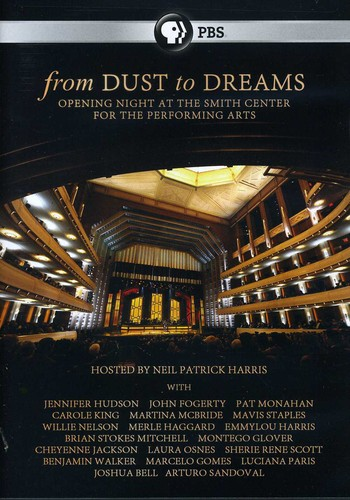 From Dust To Dreams: Opening Night At The Smith Center For Performing